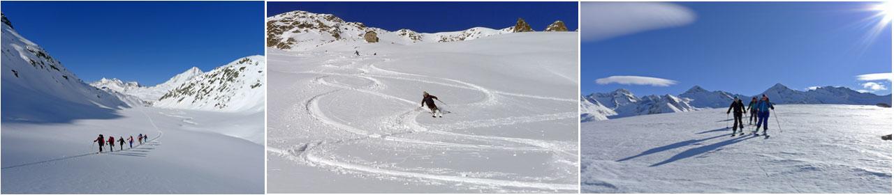 Ahrntal Skitouren