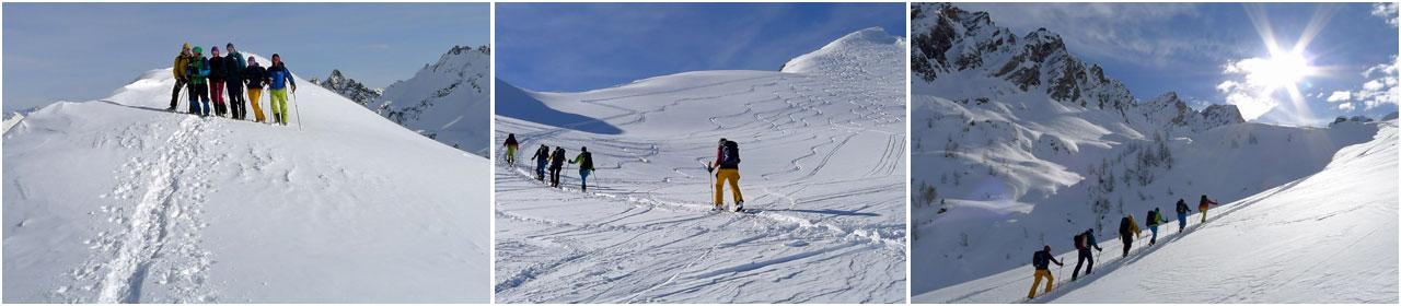 Bedretto Skitour